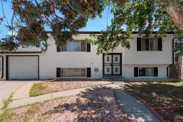 14522 E 22nd Place, Aurora, CO 80011 (#2430743) :: The Griffith Home Team