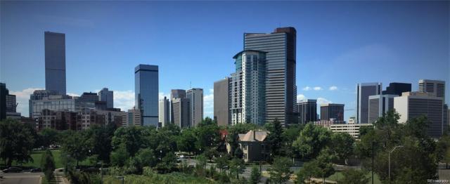 385 22ND Street #4, Denver, CO 80205 (#2430821) :: The Peak Properties Group
