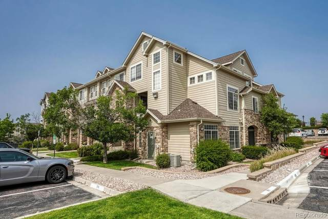 457 Black Feather Loop #701, Castle Rock, CO 80104 (#2431522) :: The DeGrood Team
