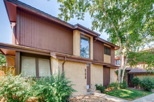 889 Eudora Street, Denver, CO 80220 (#2432062) :: Sellstate Realty Pros