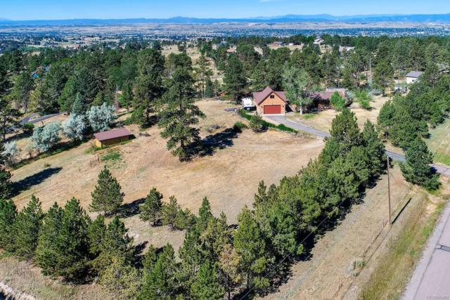 8122 E Summit Road, Parker, CO 80138 (#2432064) :: The DeGrood Team