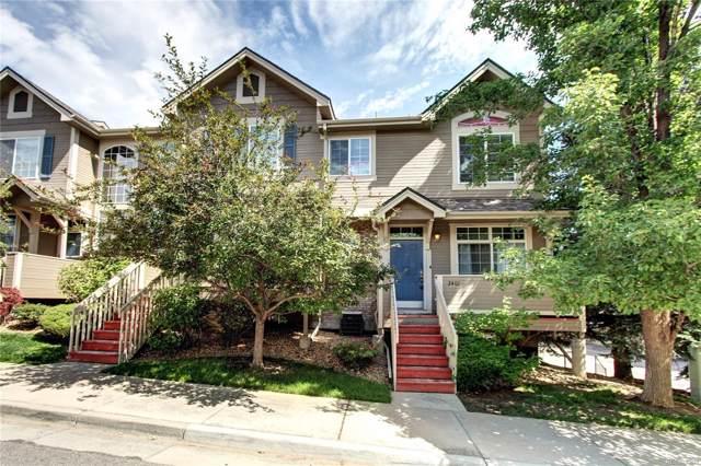 5555 E Briarwood Avenue #2401, Centennial, CO 80122 (#2432701) :: Bring Home Denver with Keller Williams Downtown Realty LLC