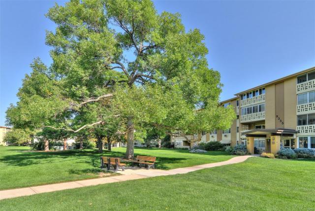 9355 E Center Avenue 3B, Denver, CO 80247 (#2432749) :: 5281 Exclusive Homes Realty