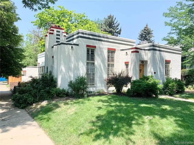 1601 Grape Street, Denver, CO 80220 (#2432829) :: Wisdom Real Estate