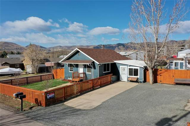 1467 Juniper Street, Golden, CO 80401 (#2432853) :: Portenga Properties