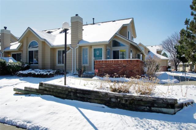 12772 E Pacific Circle, Aurora, CO 80014 (#2432982) :: The HomeSmiths Team - Keller Williams