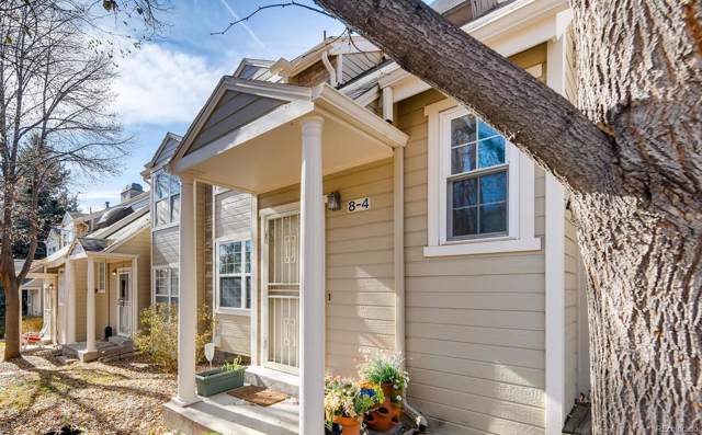 1818 S Quebec Way 8-4, Denver, CO 80231 (#2433332) :: The Healey Group