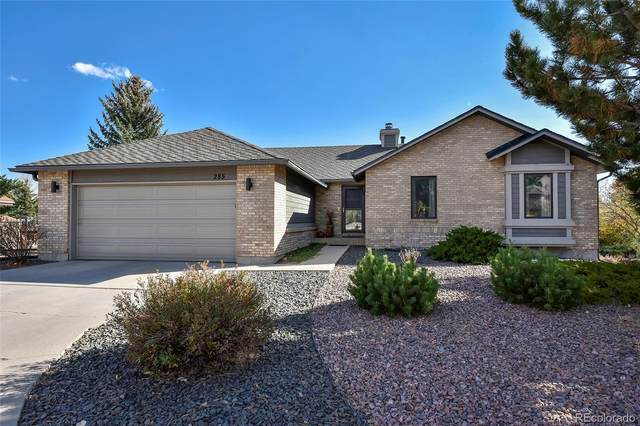 285 Desert Inn Way, Colorado Springs, CO 80921 (#2434318) :: The Healey Group