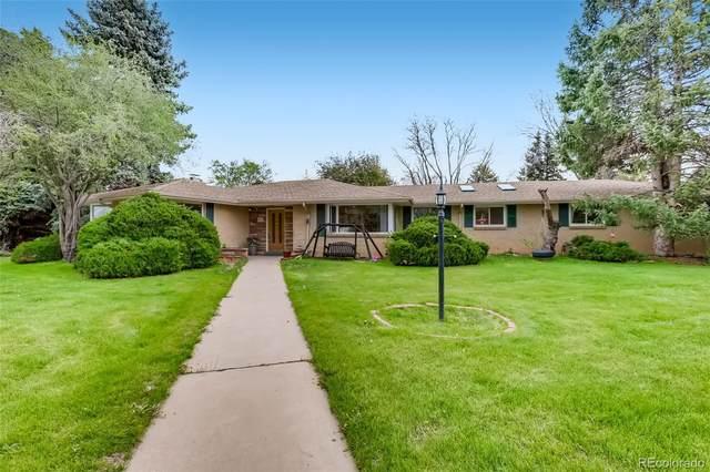 252 Niagara Street, Denver, CO 80220 (#2434428) :: Mile High Luxury Real Estate