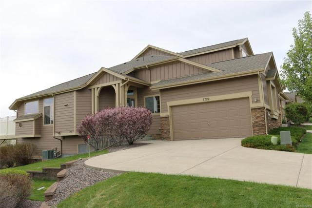 7722 Bristolwood Drive, Castle Pines, CO 80108 (#2434844) :: The Galo Garrido Group