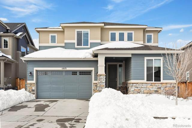 11871 Churchfield Street, Parker, CO 80134 (MLS #2434964) :: Wheelhouse Realty