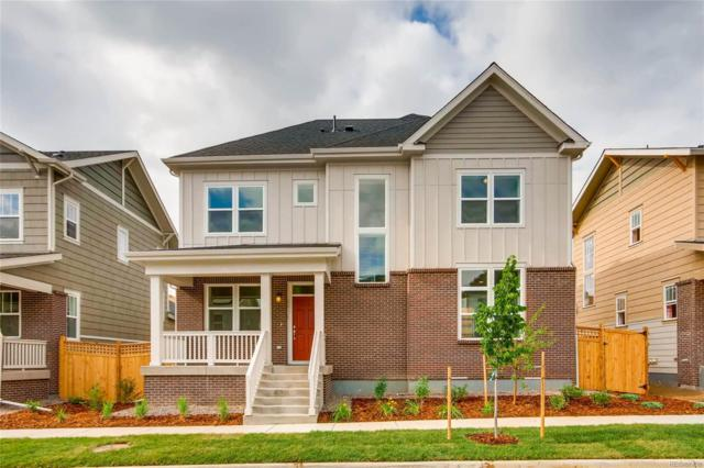 5394 W 95th Place, Westminster, CO 80020 (#2435682) :: The DeGrood Team