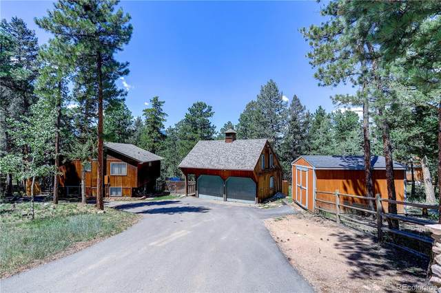 26282 Rea Avenue, Conifer, CO 80433 (#2435989) :: Kimberly Austin Properties