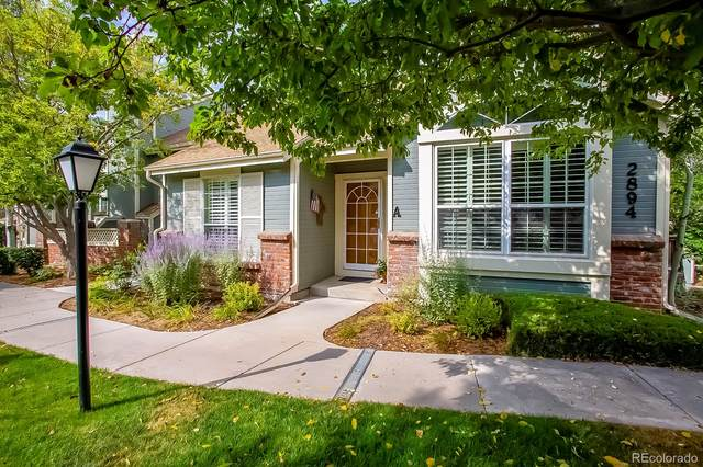 2894 W Long Circle A, Littleton, CO 80120 (MLS #2436234) :: Bliss Realty Group