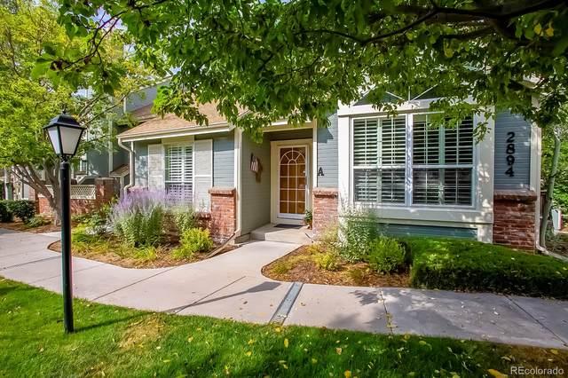 2894 W Long Circle A, Littleton, CO 80120 (MLS #2436234) :: 8z Real Estate