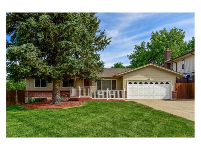 1433 S Youngfield Court, Lakewood, CO 80228 (#2436510) :: The Peak Properties Group