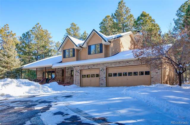 11434 Pine Valley Drive, Franktown, CO 80116 (#2436647) :: Wisdom Real Estate