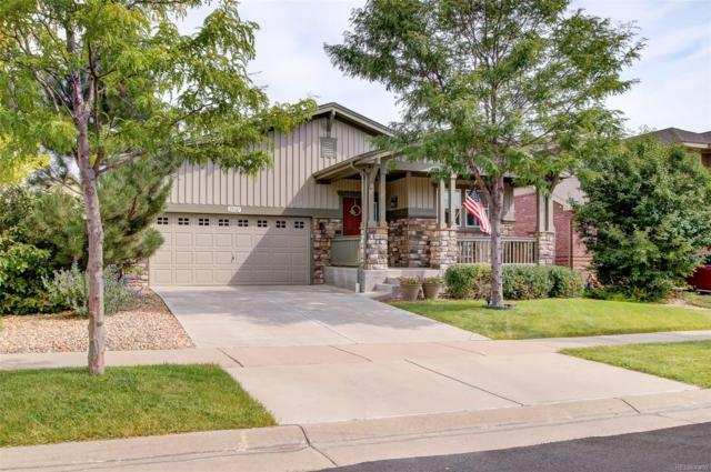 25107 E Canal Place, Aurora, CO 80018 (#2436928) :: The Griffith Home Team
