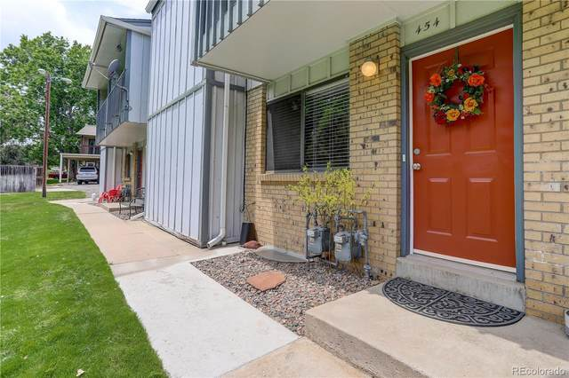 454 Vance Street, Lakewood, CO 80226 (#2436985) :: The HomeSmiths Team - Keller Williams