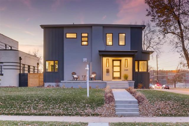 2389 Jasmine Street, Denver, CO 80207 (#2437207) :: My Home Team