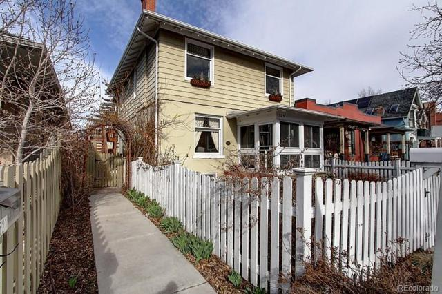 521 N Downing Street, Denver, CO 80218 (#2437234) :: The Galo Garrido Group