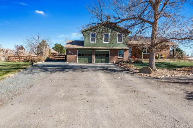 16651 E 121st Circle Drive, Commerce City, CO 80603 (#2437455) :: The DeGrood Team