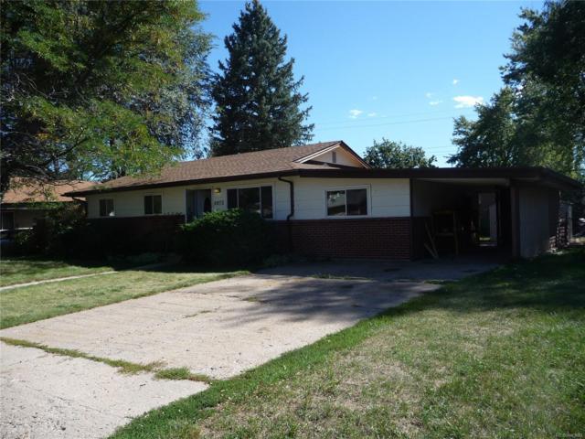 6970 W Calahan Avenue, Lakewood, CO 80232 (#2437610) :: The Peak Properties Group