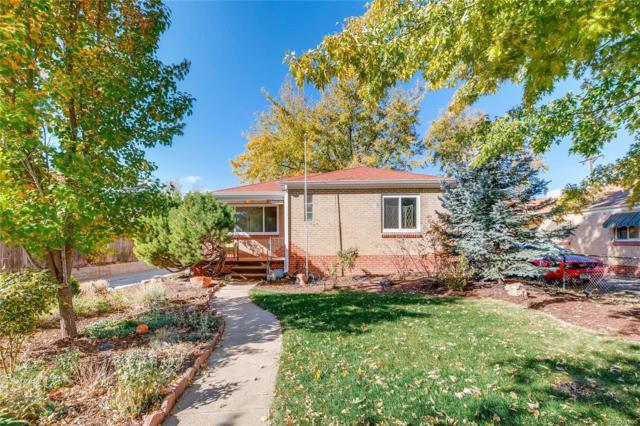 1365 Oneida Street, Denver, CO 80220 (#2438401) :: HomePopper