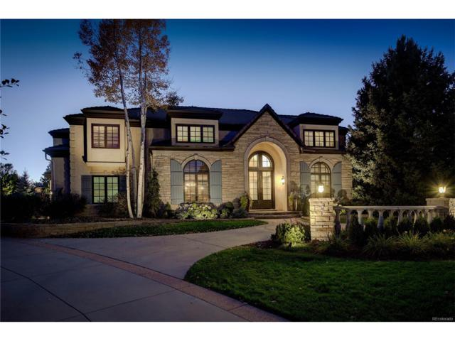 5150 Olive Court, Greenwood Village, CO 80121 (#2438406) :: The City and Mountains Group