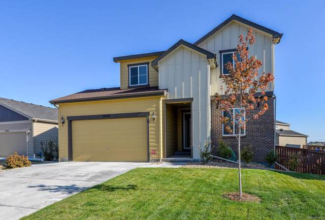 3068 Aries Drive, Loveland, CO 80537 (MLS #2438428) :: Keller Williams Realty