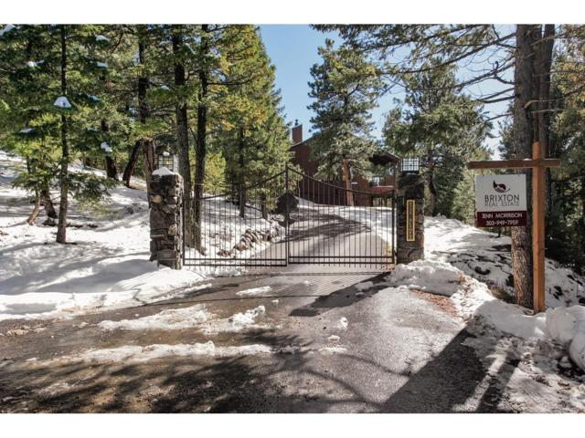6735 Olympus Drive, Evergreen, CO 80439 (MLS #2438694) :: 8z Real Estate