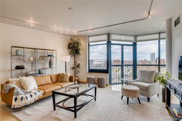 1350 Lawrence Street 5A, Denver, CO 80204 (MLS #2439003) :: 8z Real Estate