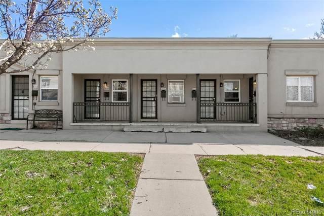 808 E 23rd Avenue, Denver, CO 80205 (#2439172) :: Colorado Home Finder Realty
