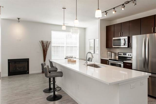 9185 Wilde Lane 202 C, Parker, CO 80134 (MLS #2439249) :: 8z Real Estate