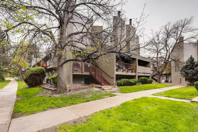 5300 E Cherry Creek South Drive #601, Denver, CO 80246 (#2439402) :: The Heyl Group at Keller Williams
