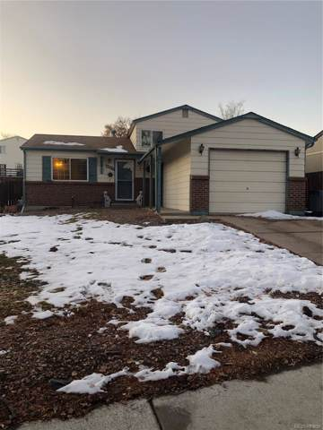4045 S Richfield Street, Aurora, CO 80013 (#2439595) :: The Dixon Group