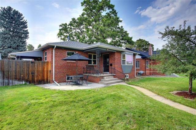 1535 S Downing Street, Denver, CO 80210 (#2439695) :: Compass Colorado Realty