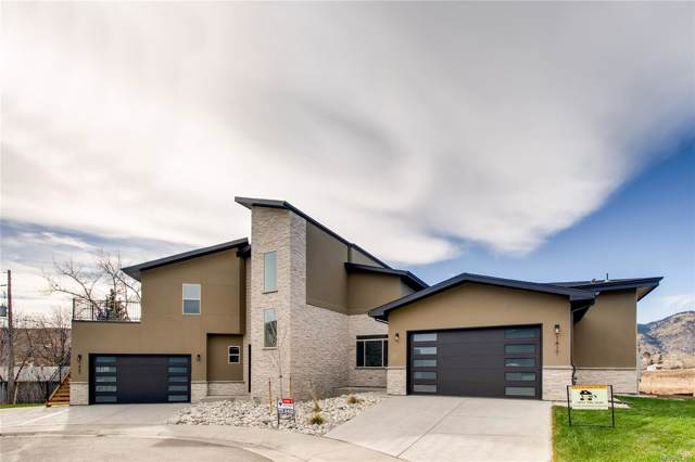 1417 Rogers Court, Golden, CO 80401 (MLS #2440322) :: 8z Real Estate