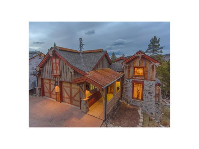 207 Silver Queen Drive, Breckenridge, CO 80424 (MLS #2440782) :: 8z Real Estate