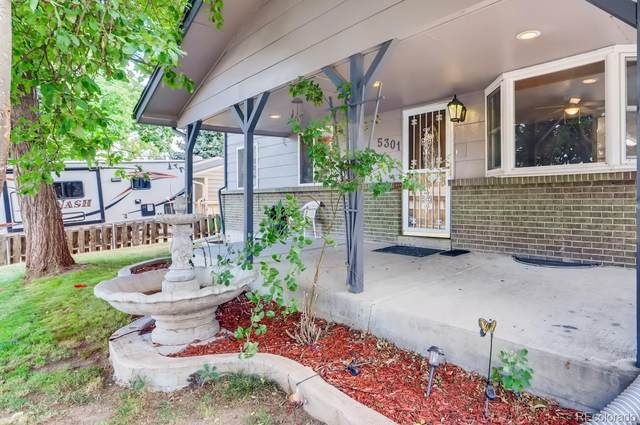 5301 Alkire Street, Arvada, CO 80002 (#2440827) :: The Healey Group
