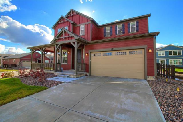 1751 Pioneer Circle, Lafayette, CO 80026 (MLS #2440880) :: 8z Real Estate