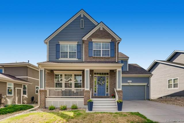 3415 Fantasy Place, Castle Rock, CO 80109 (#2440961) :: My Home Team