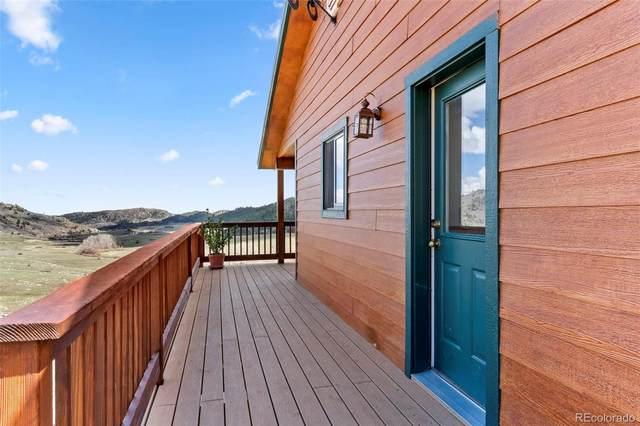 247 Gunslinger Road, Livermore, CO 80536 (MLS #2441162) :: Kittle Real Estate