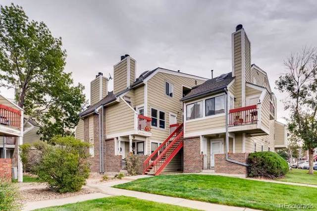 14561 E Ford Place #15, Aurora, CO 80012 (MLS #2441225) :: Keller Williams Realty