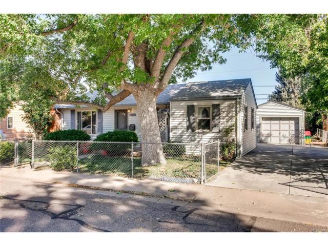 2105 W Arbor Place, Littleton, CO 80120 (#2441264) :: Colorado Team Real Estate