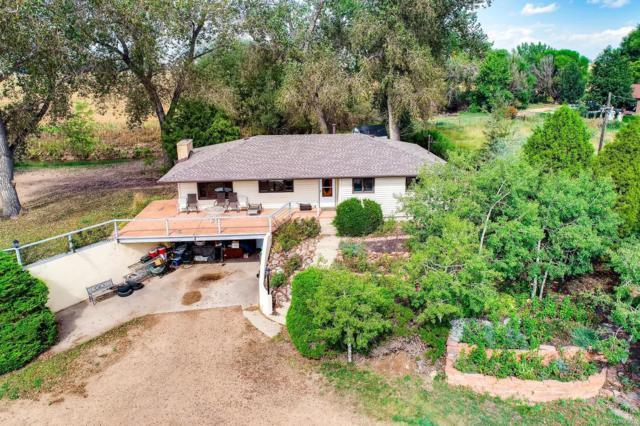 15741 County Road 5, Longmont, CO 80504 (MLS #2441376) :: 8z Real Estate