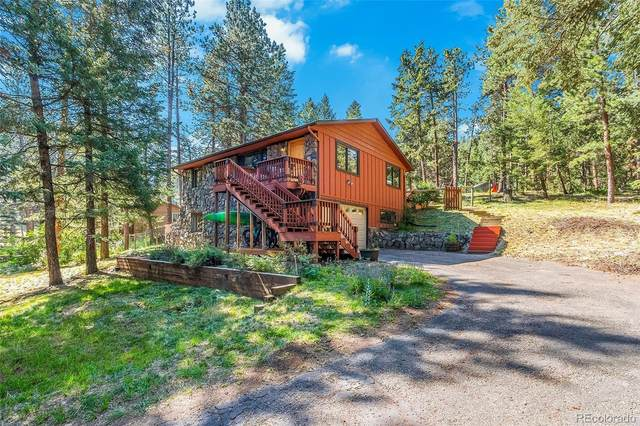 967 S Valley Road, Evergreen, CO 80439 (#2441516) :: The Colorado Foothills Team   Berkshire Hathaway Elevated Living Real Estate