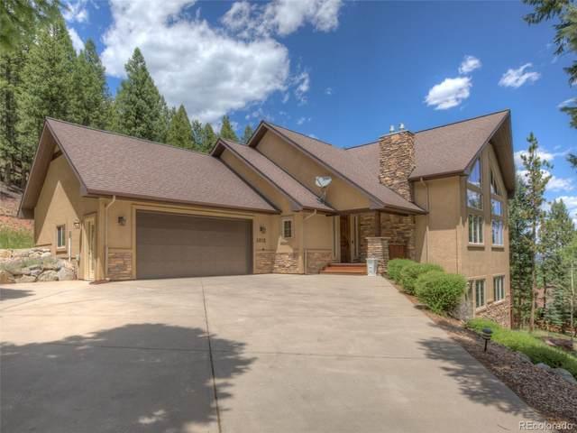 1312 Spruce Ridge Lane, Woodland Park, CO 80863 (#2441752) :: The Harling Team @ Homesmart Realty Group