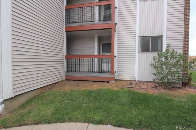 2760 W 86th Avenue #148, Westminster, CO 80031 (#2441767) :: Briggs American Properties