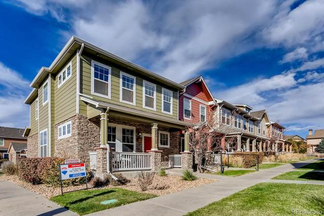 22813 E Briarwood Place Bldg4, Aurora, CO 80016 (#2441852) :: The DeGrood Team